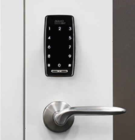 施錠確認や戸締り